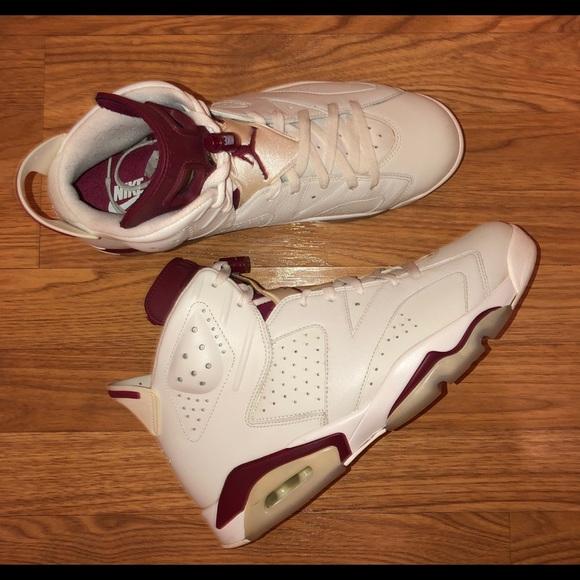 859dec5ff09 Jordan Shoes   Retro 6 Maroon Sz 115   Poshmark